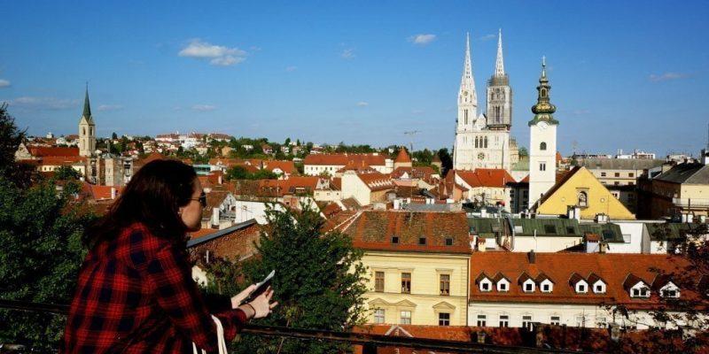 La Ruata de los Balcanes (I): Zagreb, la capital croata