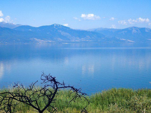 lago prespa grecia