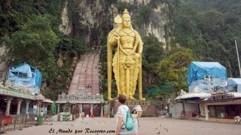 Batu caves Malasia