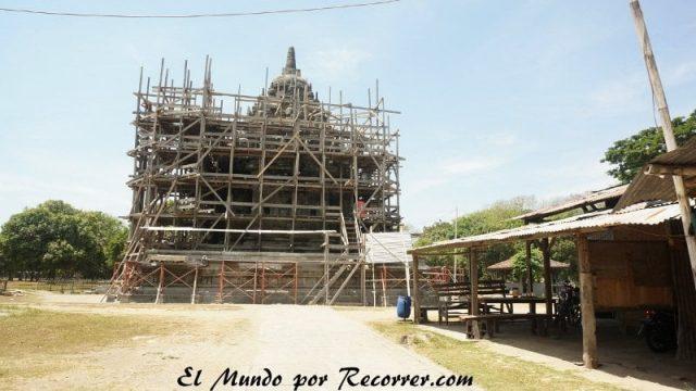 Borobudur Yogyakarta bubrah templo