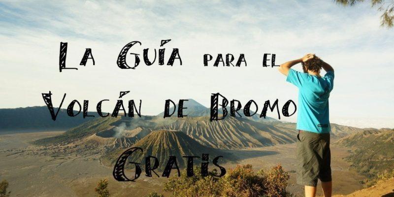 Bromo volcan guia por libre gratis la
