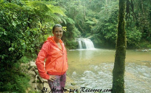 Cameron Highlands junggle trekking catarata parit falls