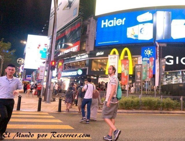 Kuala Lumpur Malasia Bukit Bintang