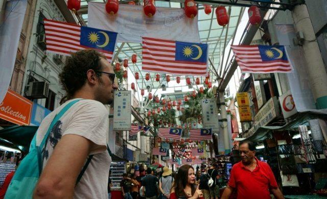 Kuala Lumpur Malasia China town