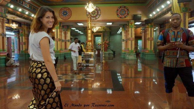 Kuala Lumpur Malasia kl templo