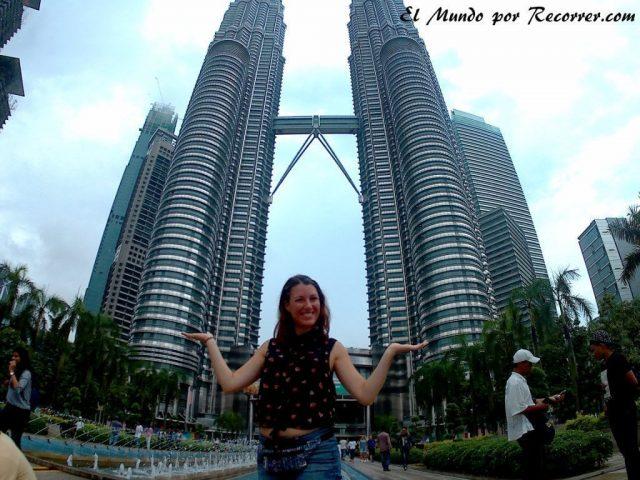 Kuala Lumpur Malasia torres petronas twin tower