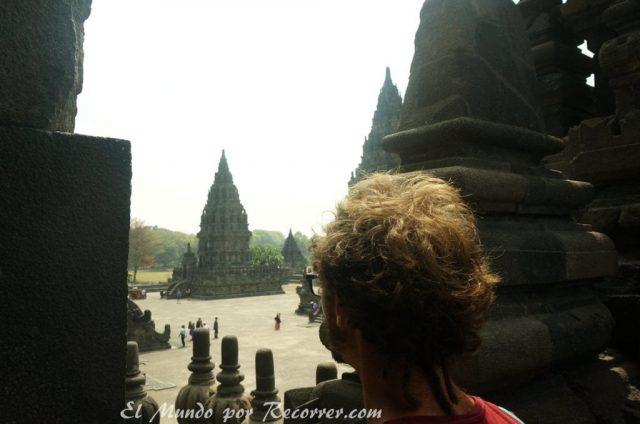 Prambanan templo Yogjakarta