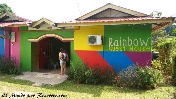 Taman Negara Rainbow hotel