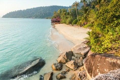Tioman Island Malaysia a