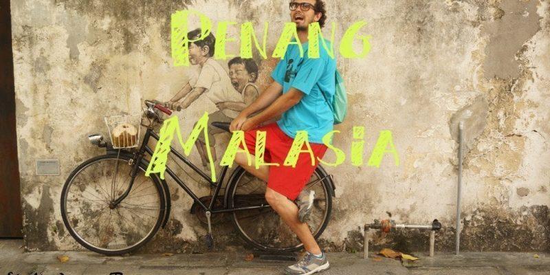 Arte Callejero en Penang: George Town