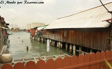 clan jetty penang malasia