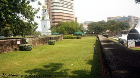 fort penang malasia