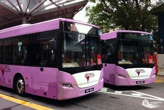 gokl city bus