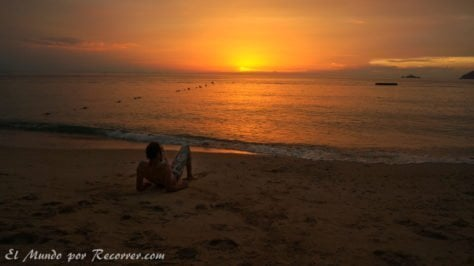 islas perhentian malasia puesta de sol sunset
