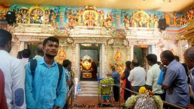 templo little india singapur hindu