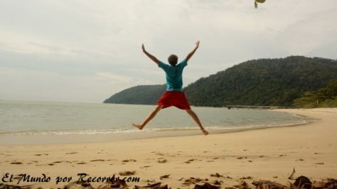 tourtle beach penang malasia