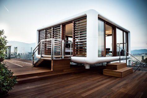 Loft Cube Hotel Daniel Graz yatzer