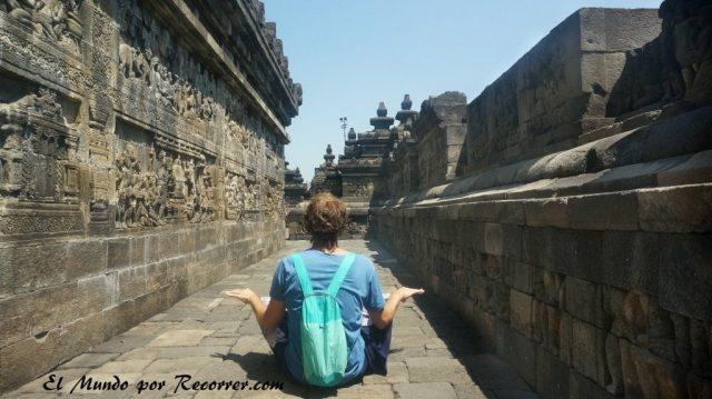 Borobudur Yogyakarta templo de unesco