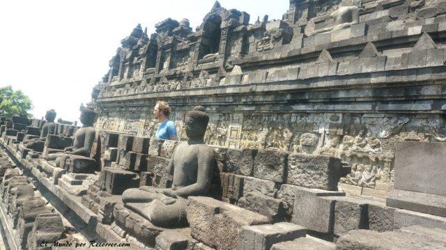 Borobudur Yogyakarta visitar templo de unesco