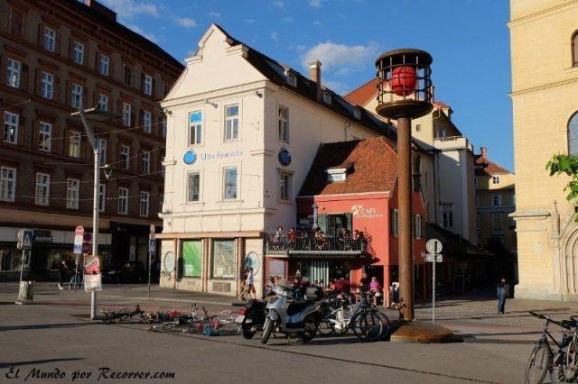 Graz Austria CIudad Unesco