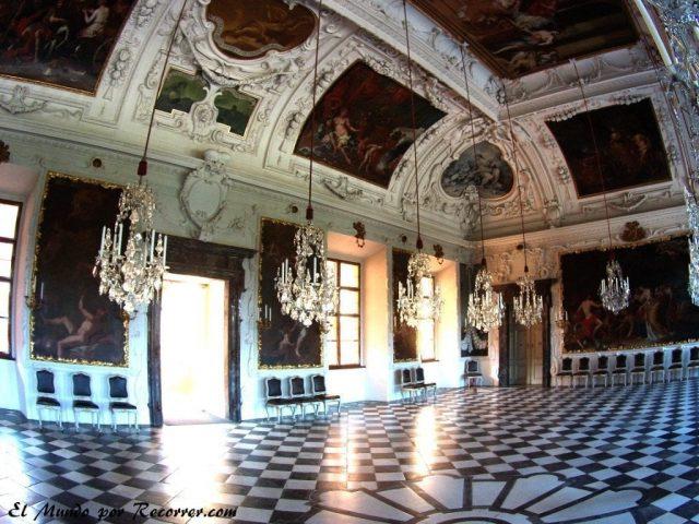 Graz Austria CIudad Unesco Eggenberger castillo schloss