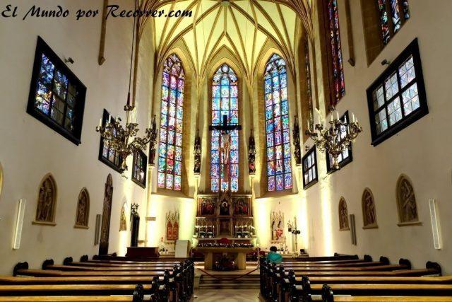 Graz Austria CIudad Unesco iglesia hitler musolini