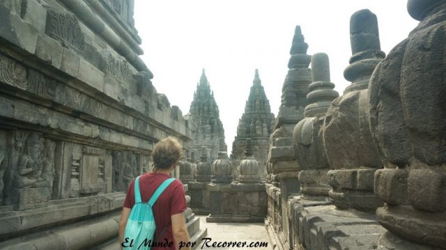 Prambanan templo Yogjakarta indonesia
