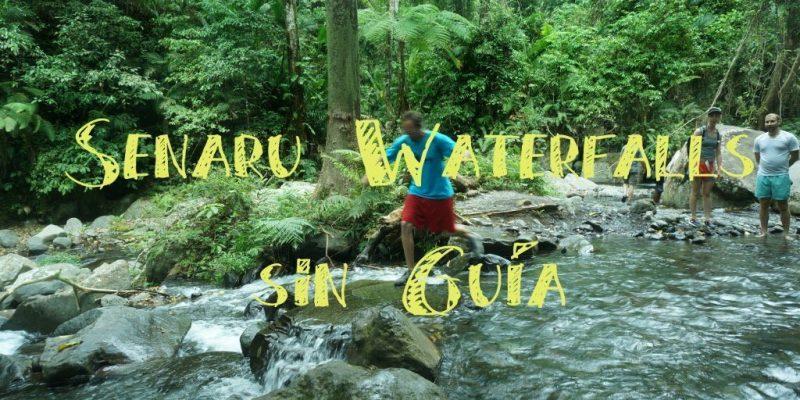 Senaru waterfalls sin guia