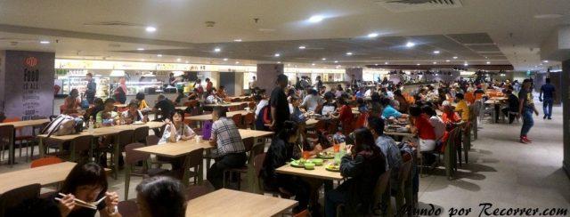Singapur changi aeropuerto