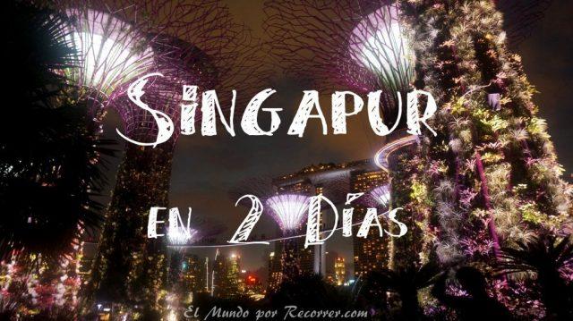 Singapur parque dias