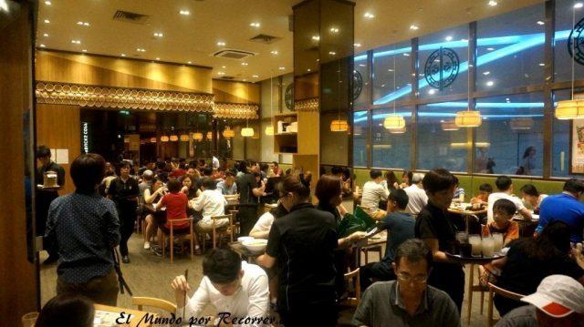 Singapur tim ho wam
