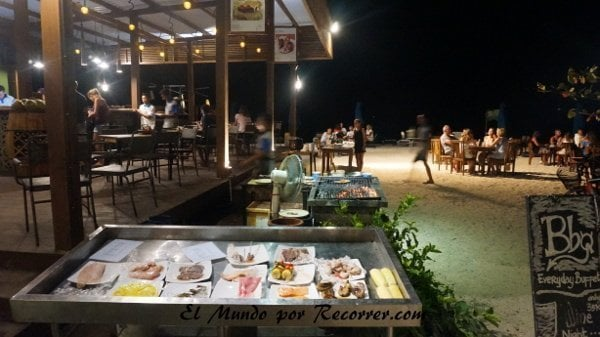 gili air bbq barbacoa