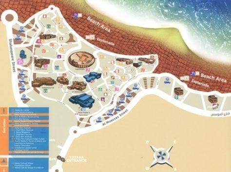 katara map