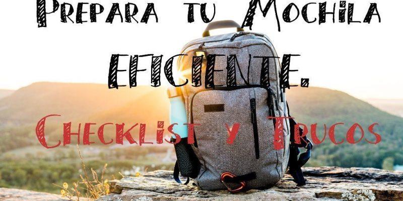 prepara tu equipaje checklist y trucos practicos