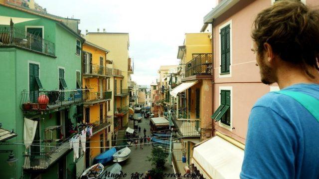Cinque Terre Italia Manarola