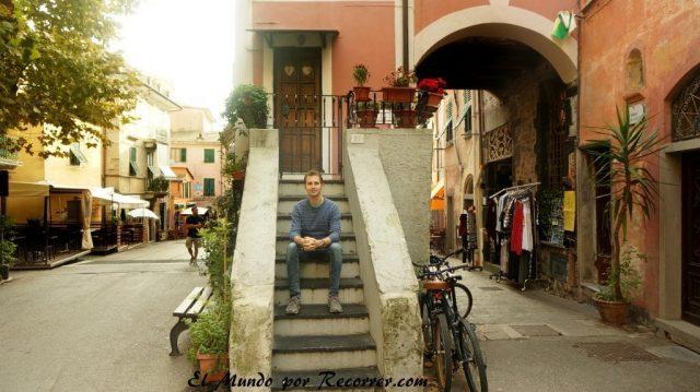 Cinque Terre Italia Riomaggiore