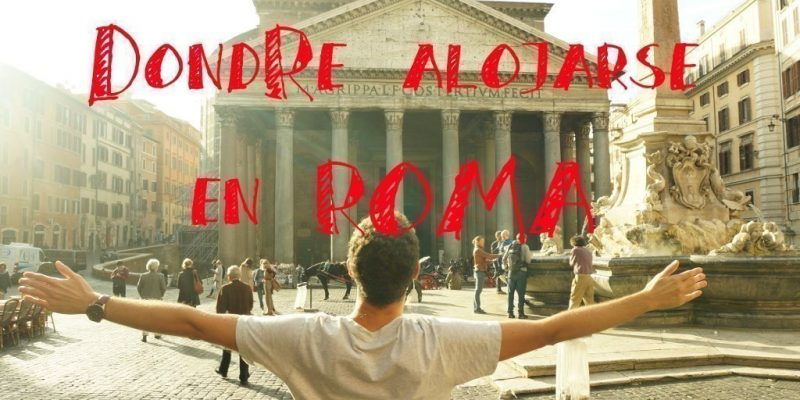 Roma donde alojarse
