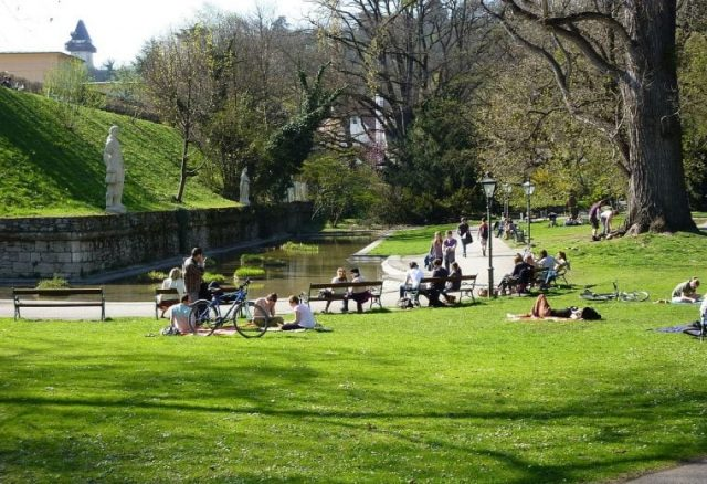 Stadtpark Graz