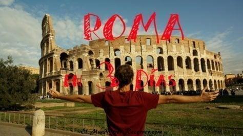 Viaje a Roma Italia