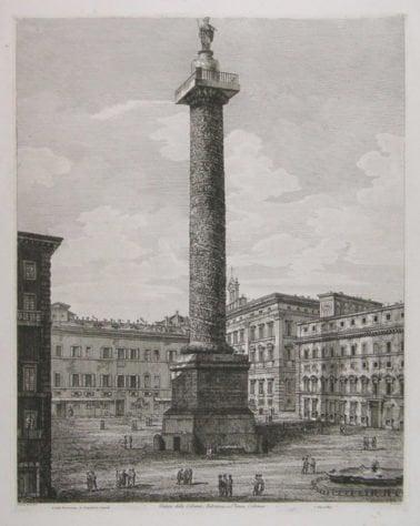 piazza colonna italia