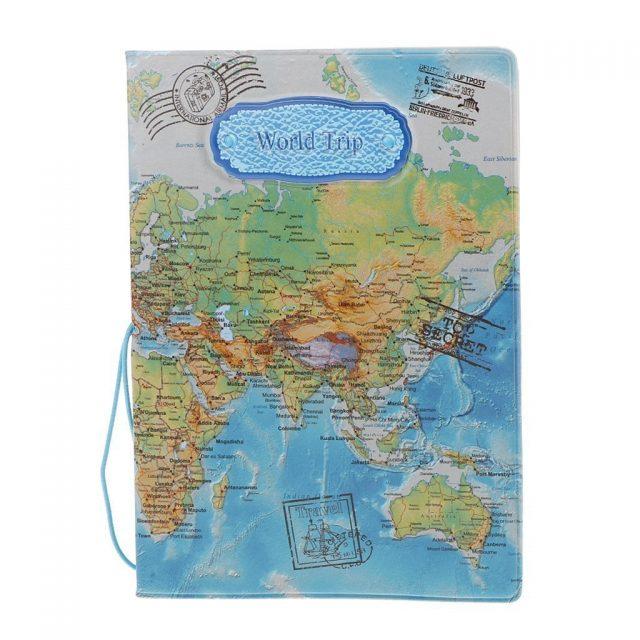 fundas pasaporte regalos viajeros
