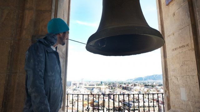 campana catedral murcia