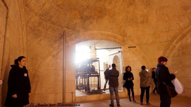 sala de los secretos catedral murcia torre