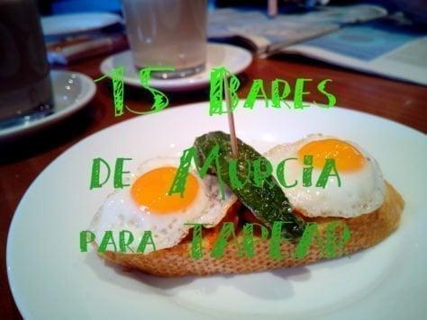 mejores bares de Murcia para tapear