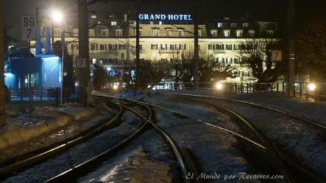 Grand Hotel Zell am See Austria