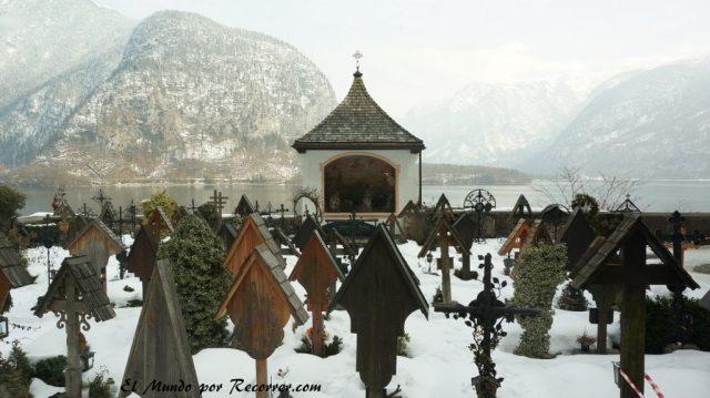 Hallstatt Austria cementerio