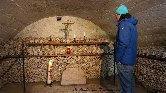 Hallstatt Austria cripta