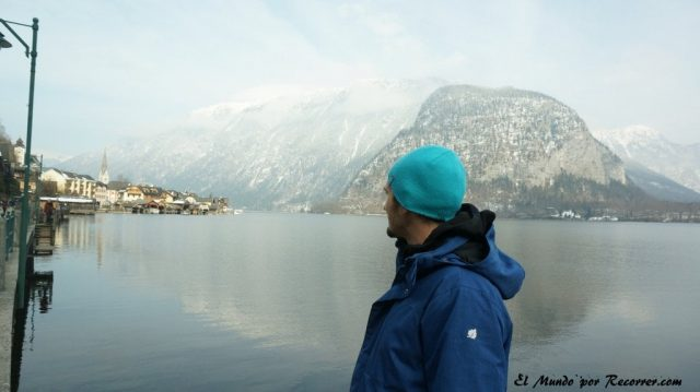 Hallstatt paseo Austria