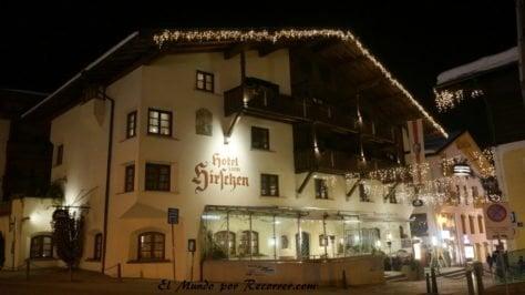 hotel en Zell am See Austria