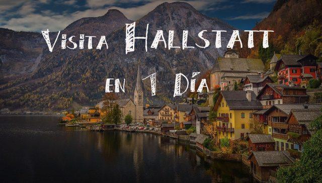 visita Hallstatt en un dia
